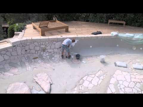 Biodesign Ristrutturazione vecchia piscina