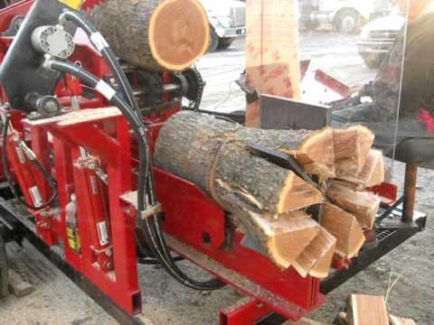 Koniec z rąbaniem drewna?
