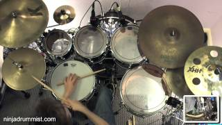 download lagu Usher - Nice & Slow Drum Cover gratis