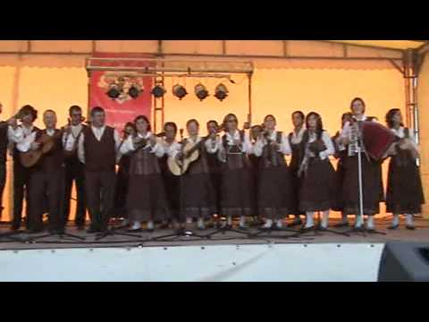 Grupo de Cantares Cantorias da associa��o de Vila Ch� de S�, Viseu 1