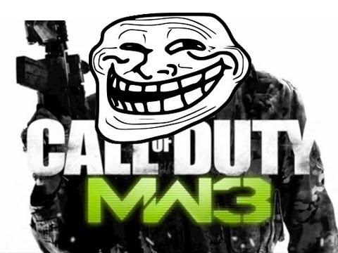 How To Annoy, Modern Warfare 3 - Happy Crack