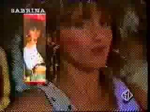 SABRINA SALERNO – SEXY GIRL 1986 – 1RST HIT