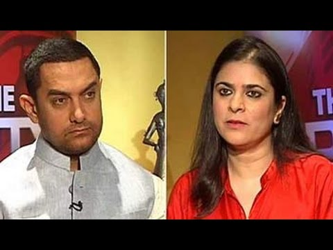 The NDTV Dialogues: Decoding Aamir Khan