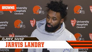 Jarvis Landry: We have the talent in the locker room to be successful next year | Player Sound