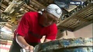 Jejak si gundul - Bongko batang Pepaya, Keong Macan & Es Puter klasik jogjakarta
