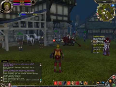Runes of Magic pt 2