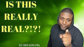 DJ GIG LOG #82| IS THIS REALLY REAL| MOBILE DJ SETUP