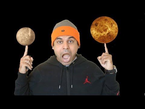 Mercury Venus conjunction in Astrology