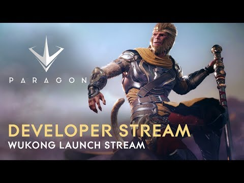 Paragon Developer Live Stream - Wukong Launch