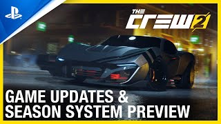 The Crew 2 - Game Updates and Season System Preview | | PS4