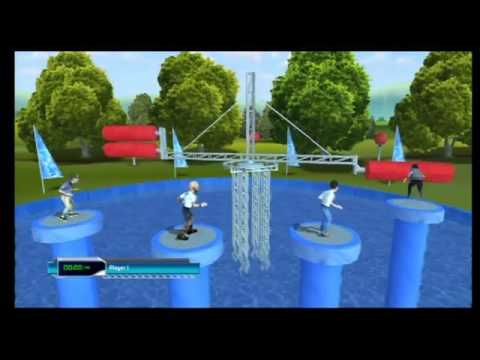 Wipeout 2 - Wii version - Gameplay(Descarga Directa PLC).mp4