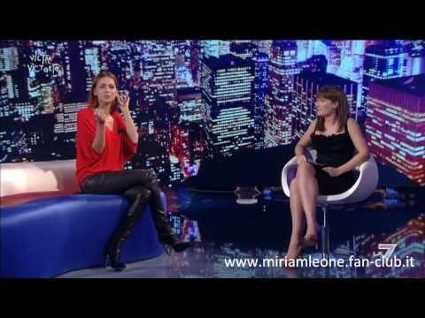 Miriam Leone @ Victor Victoria (28.10.10) – V