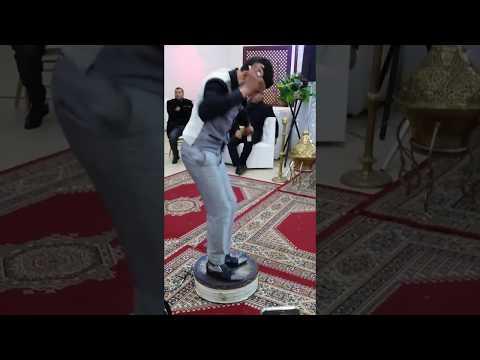 رقص مغربي شعبي نايضة شطيح روعة jadid chaabi 2018 thumbnail