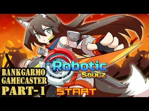 เกมส์คนไทย สไตล์ร็อคแมน ผมนี่กากเลย ;w; : Robotic:Soulz by Haruz