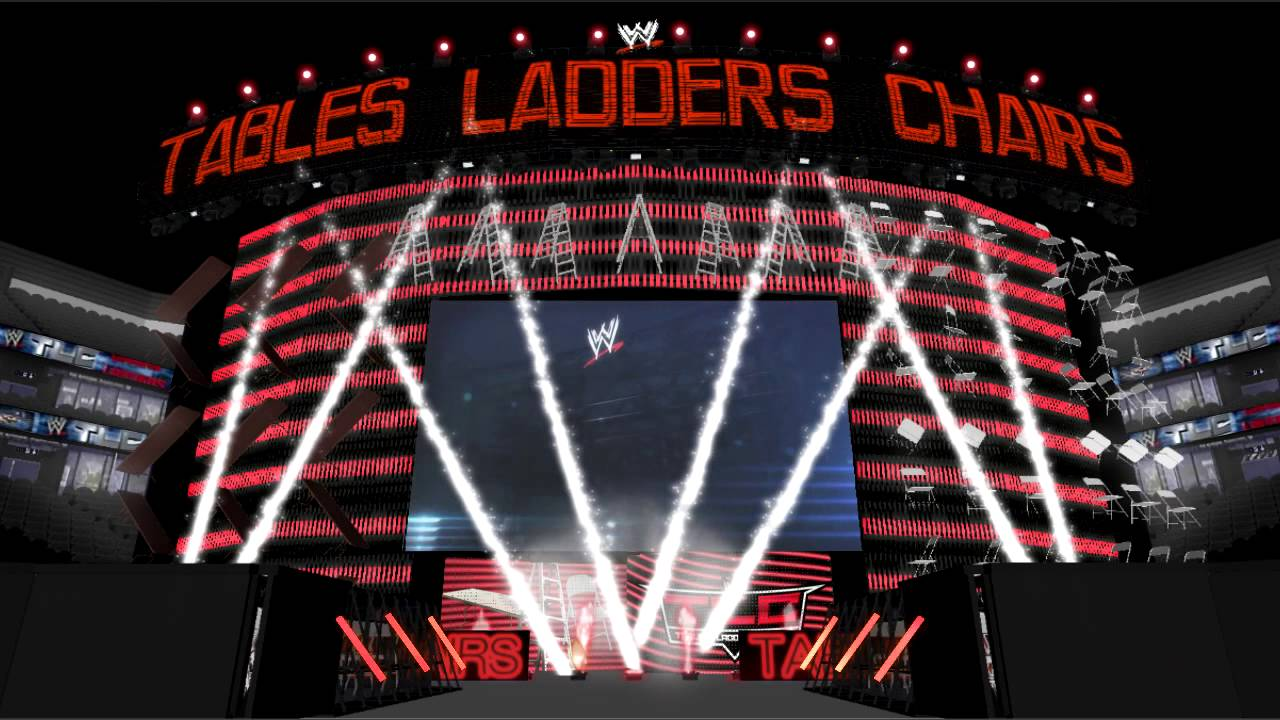 Wwe Tables Ladders And Chairs 2015 Wwe Tlc Tables Ladders
