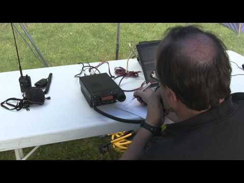 London Amateur Radio Club Field Day 2011