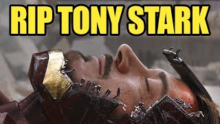 Avengers 4 Theory: Does Tony Stark Have A Death Wish?