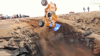 Insane Vertical Hill Climb in Iceland - Formula Offroad Hella 2015!