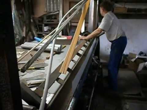 Токарный станок по металлу для гаража своими