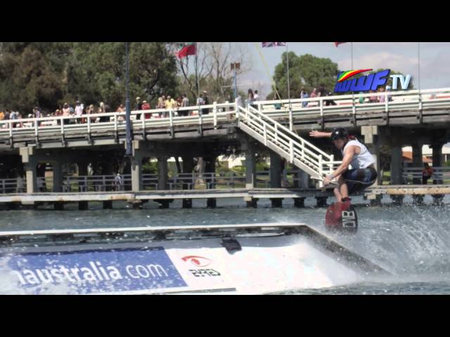 Pro Wakeboard Heats update - Action sports games 2013