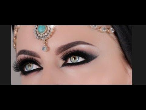 Arabian Style Makeup Tutorial
