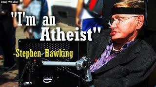 'I'm an Atheist': Stephen Hawking