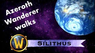 World of Warcraft Ambiance    Silithus walk    ASMR