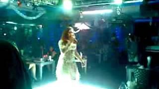 حفلة بوسى سمير 2010 فى رأس السنة