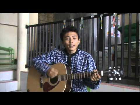 Jamphe Jhonson -Hitam Biru (acoustic)