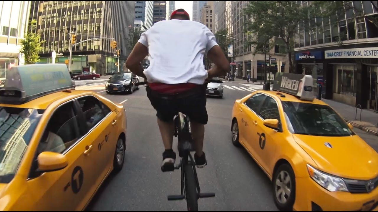 [This Ain't Your Average Bike Ride] Video