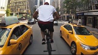 NIGEL SYLVESTER - 'GO!' | New York City