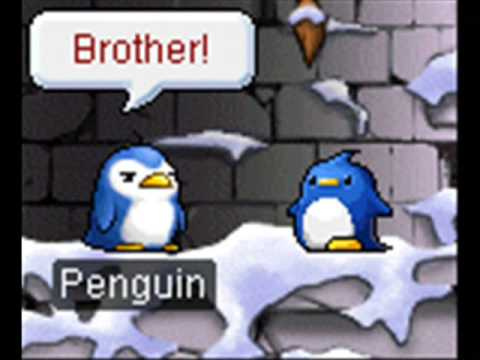 Maplestory: Me and My Penguin