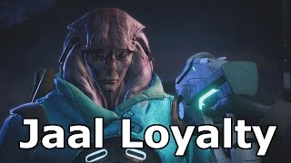 Mass Effect Andromeda - Jaal Loyalty Mission