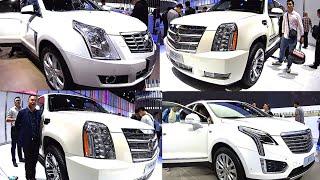 TOP 3 2016, 2017 Cadillac SUVs Cadillac Escalade, XT5, SRX All new 2016, 2017 model