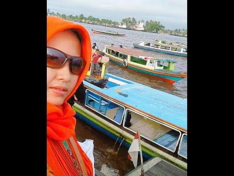 VISIT SOUTH KALIMANTAN (Medley Musik Lagu Banjar/Banjarese Traditional Song Music)