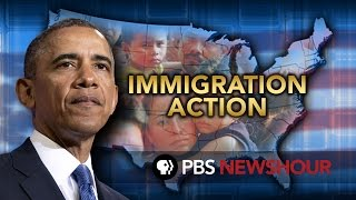 President Obama Announces Sweeping Immigration Reform
