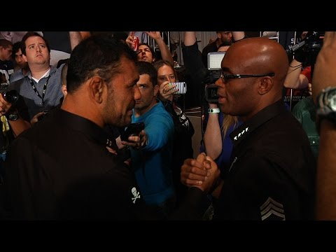 UFC 183: Ultimate Media Day Highlights