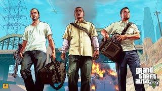 GTA 5 Pelicula Completa Full Movie