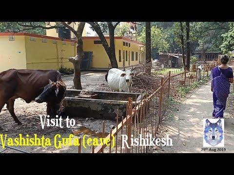 Visit To Vashishta Gufa (Cave) | Places to Visit in Rishikesh 31st Aug 2019