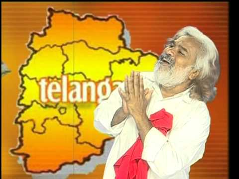 Telangana:podustunna Poddumeda Nadustuna Kalamaa 1 video