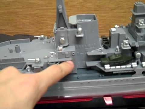R/C Battleship Review - Great buy for beginners - Model Ship