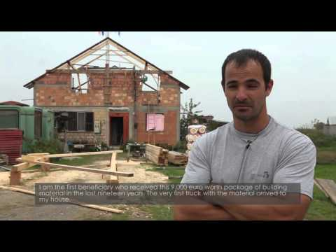 Country Housing Project Serbia