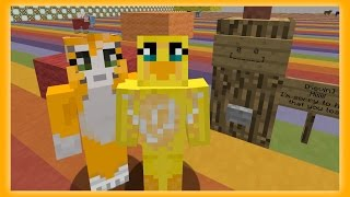 Stampy & Sqaishey Adventure Map ~ KEVIN CAFE !!! {1}