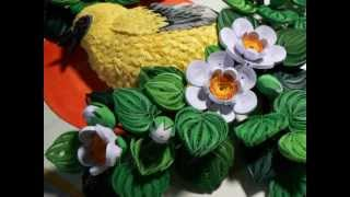 Quilling by Larisa Zasadnaya, part 3.wmv