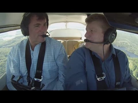 Plane Talk with Dominic LeBlanc: on babysitting Justin Trude