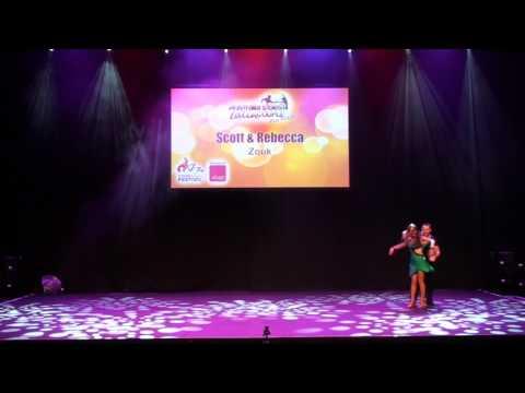 Sydney Latin Festival 2017 - SCOTT & REBECCA