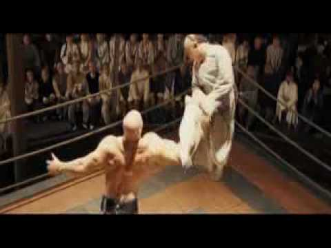 Jet Li's Fearless with original theme music by Shigeru Umeba