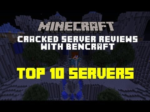 [2013] TOP 10 Minecraft Server Reviews: 1.8 Cracked [NO HAMACHI] 24/7 No whitelist Survival
