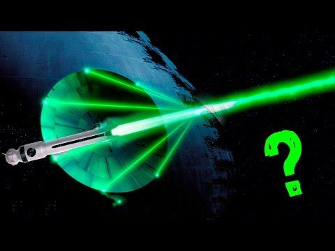 Звезда смерти - большой световой меч?! | Теория Star Wars: Rogue one | Изгой-один