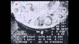 Russian resupply ship makes holiday arrival at space station